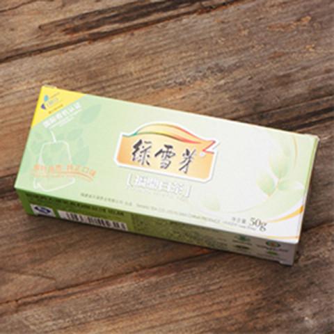绿雪芽  福鼎白茶 袋泡白茶30g