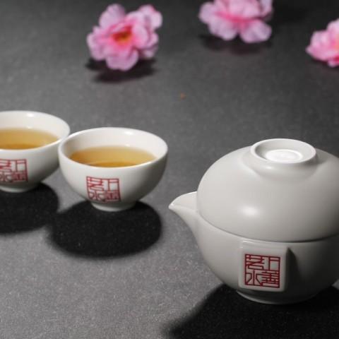 恒福·上善若水茶侧组