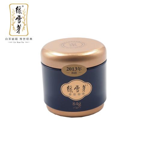 【二期·限时秒杀】绿雪芽紧压白茶84g