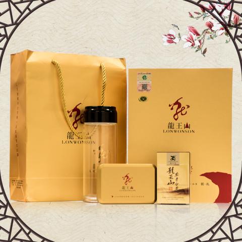 龙王山·精品安吉白茶(商务套装)