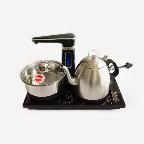 茶皇子全自动组合茶艺炉
