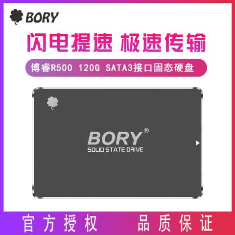 博睿r500 120g  2.5寸 sata3.0 台式机 笔记本通用固态硬盘