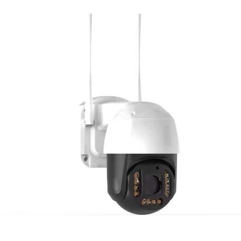 飞凯亚摄像头KY-Q8838J 300万 4MM智能WIFI双光源小球机