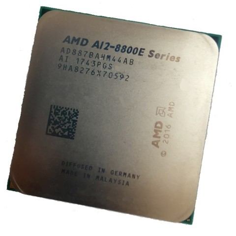 AMD  APU A12-8800E(散片)2.9G四核(支持集显)